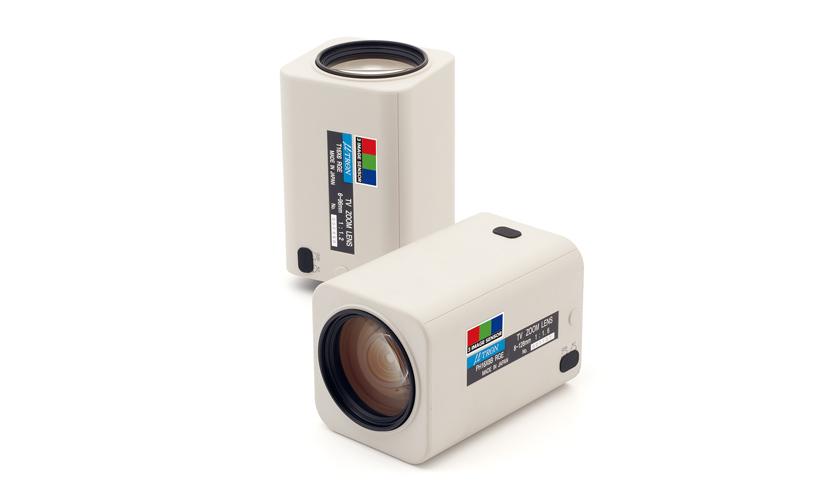 Motorized Zoom Lens for 3 CCD | myutron