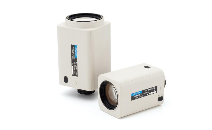 10x Motorized Zoom Lens for Large Format and 2 Mega Pixel | myutron