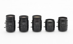 "4K resolution 1"" Day & Night Fixed Focal Lens Manual Iris"